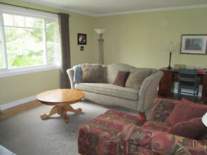 FURNISHED 2 BEDROOM / CENTRAL NANAIMO / AVAIL JAN 1ST