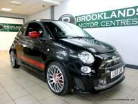 Abarth 595C 1.4 T Jet C Turismo [LEATHER and ELECTRIC SUNROOF]