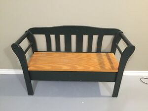 Country Style Decon's Bench