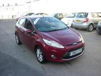 2010 Ford Fiesta 1.4TDCi Zetec 5dr Finance Available