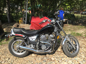 Honda 500 Shadow - Rare Bike