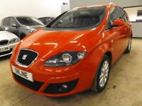 SEAT ALTEA XL SE TDI Red Manual Diesel, 2010