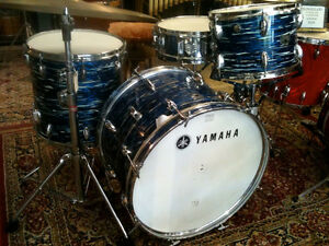 Wanted: Old Drumsets, Single Drums and or Parts 1930s to 1970s