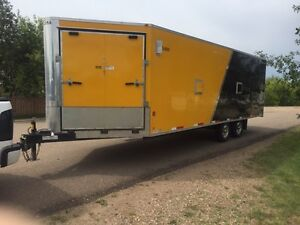 2011 royal cargo XR sled trailer