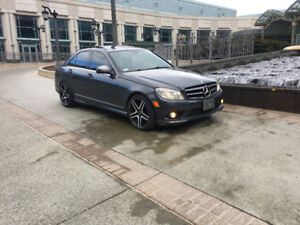 Mercedes Benz c230 sport package 6speed manual