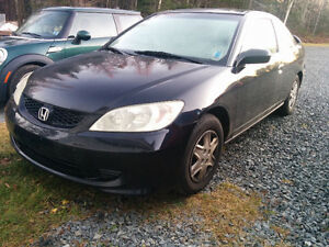 2004 Honda Civic Coupe - sale or trade