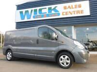 2013 Vauxhall VIVARO 2900 CDTI SPORTIVE LWB VAN *NO VAT!!* Manual Medium Van