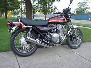 Z1 Kawasaki or KZ900 bikes or parts