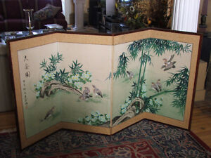 Paravent Chinois - Chinese Screen
