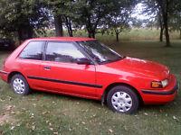 1991 Mazda 323 Hatchback