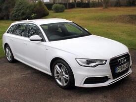 2014 (64) Audi A6 Avant 2.0TDI 190 Ultra S Line 5dr
