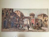 Antique Original Painting