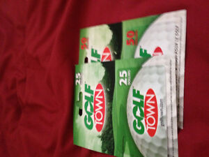 Golf town gift cards