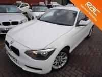 2014 14 BMW 1 SERIES 2.0 118D SE 5D 141 BHP DIESEL