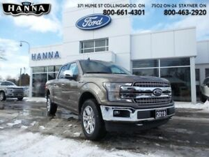 2019 Ford F-150 Lariat   Super Crew *502A* Chrome