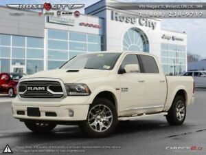 2018 Ram 1500 Limited  - Leather Seats -  Cooled Seats
