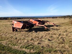 Mower Conditioners for scrap