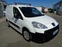 2010 Peugeot Partner HDI S L1 850 Panel Van Diesel Manual