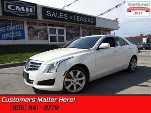 2014 Cadillac ATS 2.0 Turbo Luxury   AWD, REAR CAMERA, BLUETOOTH