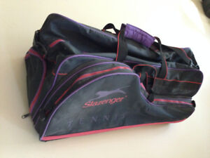 Large Slazenger Tennis Bag
