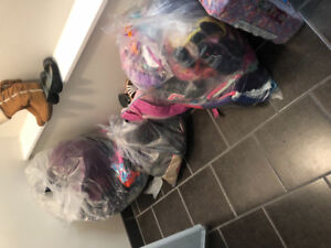 2 bags of girls clothes size 7-10