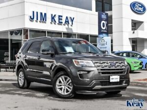 2018 Ford Explorer XLT 4WD  - One owner - Certified - $132.38 /W