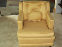 3 sets of chairs $100/chair, bedrm sets, sofas, end tables