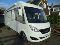 Hymer B678 DL 2019 A Class Motorhome 4 Berth 4 Travelling Seats For Sale