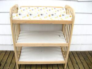 bébé Matelas et tables à langer pour bébés 35,00 $