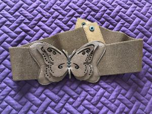 Butterfly Shape Belt (Brand New)