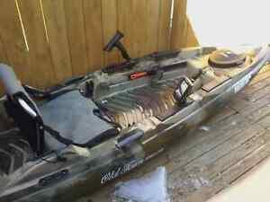 2016 old town predator mx kayak
