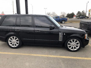 2006 Range Rover Supercharged Full Size $9999