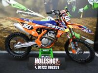 KTM SXF 250 Motocross Bike Very clean example