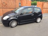 Citreon c2 ,1.4 diesel,2004 Reg , good condition inside and out,£999.