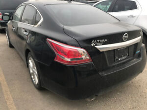 Nissan Altima 2013 salvage