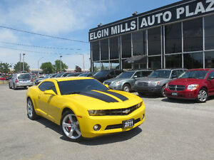2011 Chevrolet Camaro 1LS Coupe , Loaded , CERTIFIED