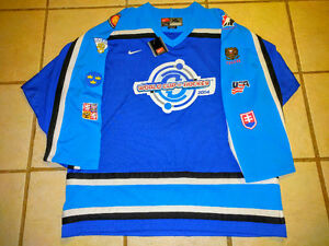 World Cup of Hockey Official Nike Jersey New with tags