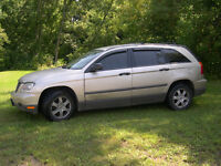 2005 Chrysler Pacifica Wagon