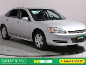 2013 Chevrolet Impala LT A/C GR ELECT MAGS BLUETOOTH