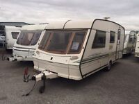 4 BERTH ABBEY GTS WITH SIDE BUNKBEDS END BATHRROM FULL AWNING MORE IN STOCK AND WE CAN DELIVER