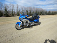 Gold Wing For Sale As New