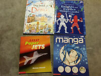 Activity books all for $15- nice enough to give as a gift