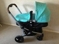 ** MOTHERCARE XPEDIOR TRAVEL SYSTEM**