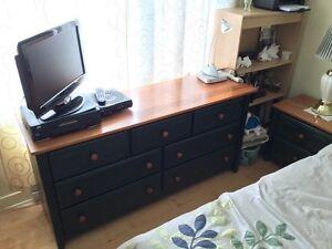 Chambre à coucher / Bedroom set