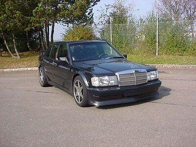 Mercedes-Benz 190 W201 Stoßstange vorne 89-93 nur für Benziner Ersatzteil Neu