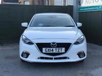 2014 Mazda Mazda3 2.0 SKYACTIV-G Sport Nav 5dr