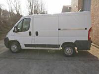 Peugeot Boxer 2.2HDi L1H1 330 SWB Panel Van new MOT NO VAT