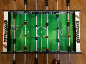 Foosball / Football table in excellent condition
