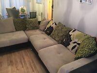 Large corner sofa for sale 200 Ono