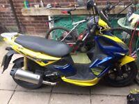 50cc super8 Kymc